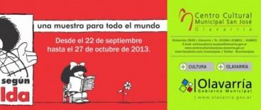 Exitoso comienzo de Mafalda en Olavarría
