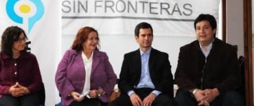 Alicia Tabarés y José Gervasio González Hueso serán los referentes de Peronistas sin Fronteras en Olavarría