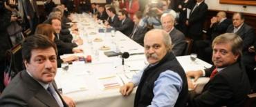 Granados presidió el Consejo Provincial de Seguridad