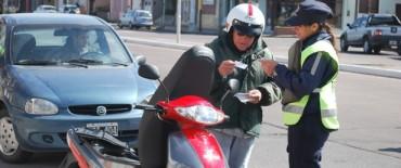 El Gobierno Municipal intensifica los controles de motos