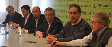 El Intendente encabezó la firma de convenios con Fundación Loma Negra y otras instituciones