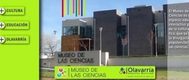 Fin de semana con actividades en el Museo de las Ciencias