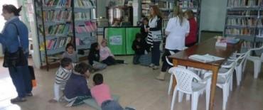 La Biblioteca Coty Laborde cumplió 13 años y sigue con proyectos de difusión del libro