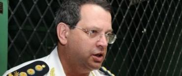 Seguridad: el superintendente Héctor Maggi pasó por Olavarría