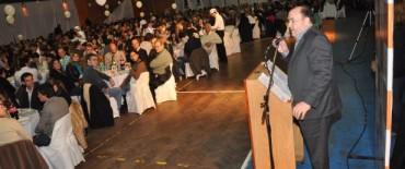 Más de 1000 personas disfrutaron de la fiesta de los mercantiles