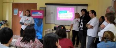Se desarrolló el taller para profesionales de la salud por la Semana del Prematuro
