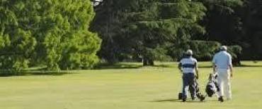 Rogelio Paz y Alejandro Gomez Murga ganadores en golf