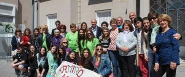 Olavarría acompaña con su voto a Ramiro Hittaller
