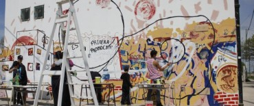 Jornadas de Intervenciones Territoriales en Belén y Villa Aurora
