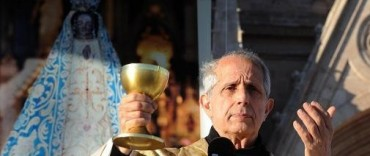 El arzobispo Poli recordó en Luján a la virgen como