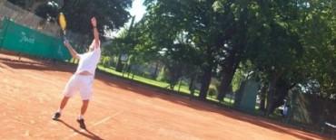 Tenis. Encuentro de caballeros en Ferro
