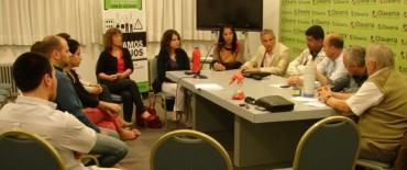 Se realizó la reunión mensual el equipo de gestión de la Secretaría de Desarrollo Social