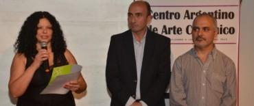 Se inauguró el 1º Salón Internacional de Cerámica en el MAPDA