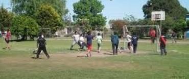 Encuentro deportivo para establecimientos educativos rurales