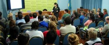 Continuó este jueves el Curso sobre Manipulación de Alimentos para personal de rotiserías
