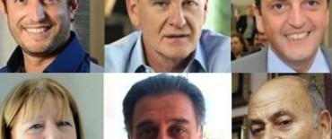 Elecciones 2013: El voto de los candidatos a diputados nacionales de la provincia