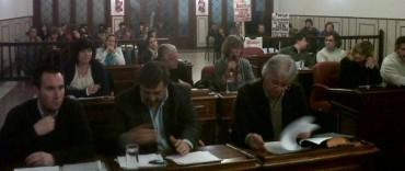 Elecciones 2013: En Olavarría: los que se van  y los que quedan
