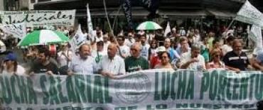 Scioli convoca a los Judiciales: quieren frenar los paros