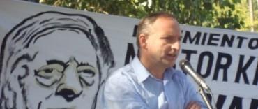 Se impuso el nombre de Carlos Alberto Moreno a una calle del Barrio AOMA