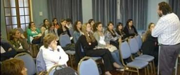 Bolívar participó del encuentro del Gabinete de Niñez 2012 en Olavarría