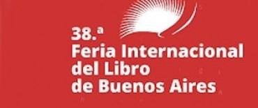 Sumate al viaje a la 38° Feria Internacional del Libro de Buenos Aires