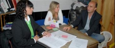 Regularización Dominial presenta una intensa actividad en los Servicios Municipales Territoriales