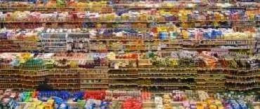 Los alimentos aumentaron algo mas del 8% entre febrero y marzo en Olavarría y mas del 30% en un año